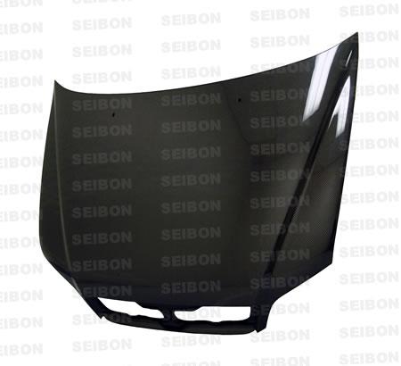 Mitsubishi Lancer  2002-2003 OEM Style Carbon Fiber Hood