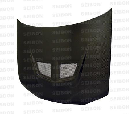 Nissan Sentra  2002-2003 Evo Style Carbon Fiber Hood