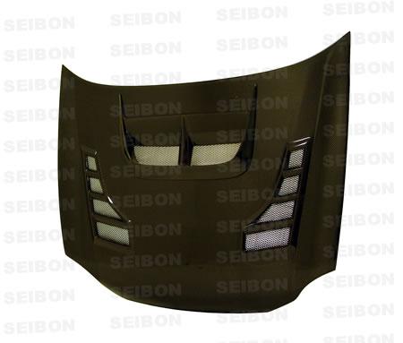 Subaru WRX / STI 2002-2003 Cw Style Carbon Fiber Hood