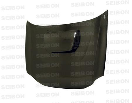 Subaru WRX / STI 2002-2003 OEM Style Carbon Fiber Hood