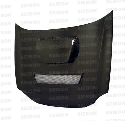 Subaru WRX / STI 2002-2003 Rc Style Carbon Fiber Hood