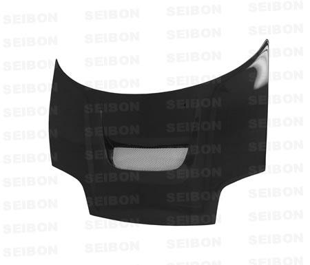 Acura Nsx  2002-2005 Vsii Style Carbon Fiber Hood
