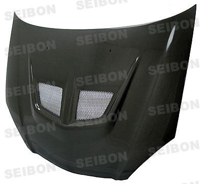 Acura RSX  2002-2006 Evo Style Carbon Fiber Hood