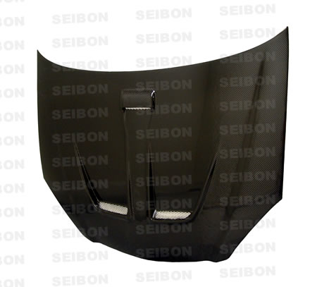 Acura RSX  2002-2006 Mg Style Carbon Fiber Hood