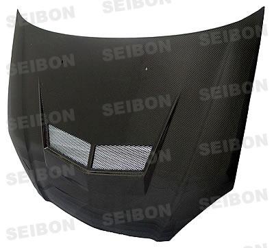 Acura RSX  2002-2006 Vsii Style Carbon Fiber Hood