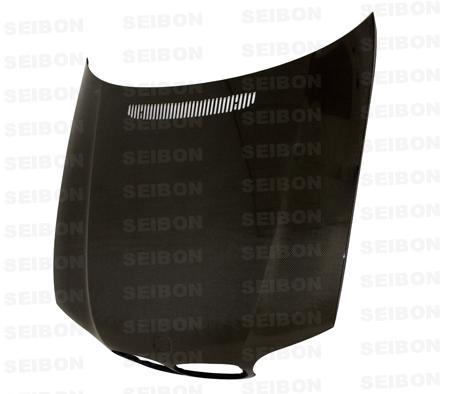 Bmw 3 Series E46 2dr 2002-2005 OEM Style Carbon Fiber Hood