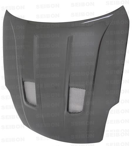 Nissan 350Z  2002-2006 Kb Style Carbon Fiber Hood