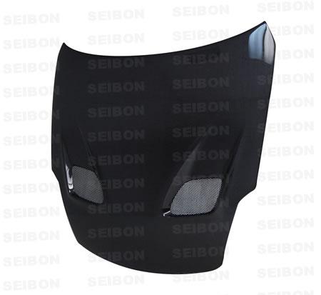 Nissan 350Z  2002-2006 Tsii Style Carbon Fiber Hood
