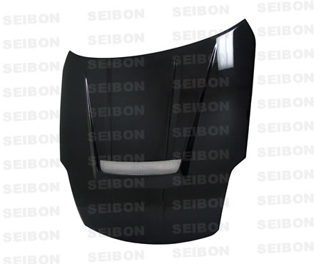 Nissan 350Z  2002-2006 Vsii Style Carbon Fiber Hood