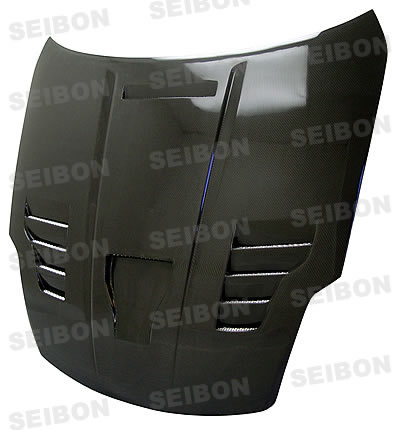 Nissan 350Z  2002-2006 Vt Style Carbon Fiber Hood