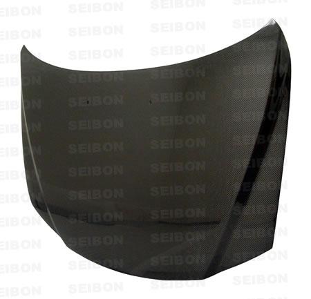 Mazda Mazda 6  2003-2006 OEM Style Carbon Fiber Hood