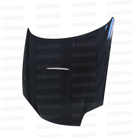 Hyundai Tiburon  2003-2006 Sc Style Carbon Fiber Hood