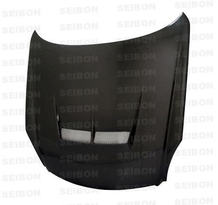 Infiniti G35 2dr 2003-2007 Js Style Carbon Fiber Hood