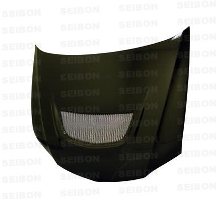 Mitsubishi Lancer Evo Viii / Ix 2003-2007 OEM Style Carbon Fiber Hood