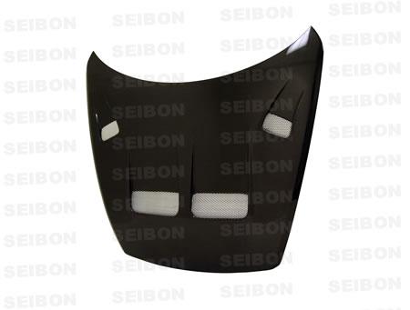 Mazda Rx-8  2003-2010 Ks Style Carbon Fiber Hood