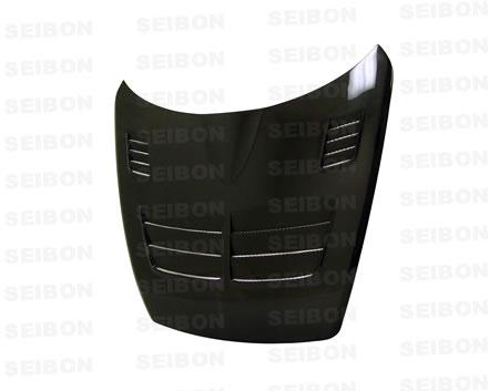 Mazda Rx-8  2003-2010 Tsii Style Carbon Fiber Hood