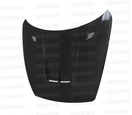 Mazda Rx-8  2003-2010 TT Style Carbon Fiber Hood