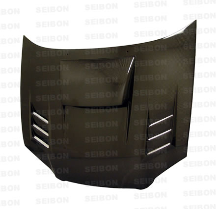 Subaru WRX / STI 2004-2005 Cwii Style Carbon Fiber Hood