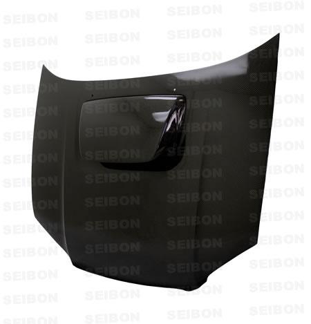 Subaru WRX / STI 2004-2005 OEM Style Carbon Fiber Hood