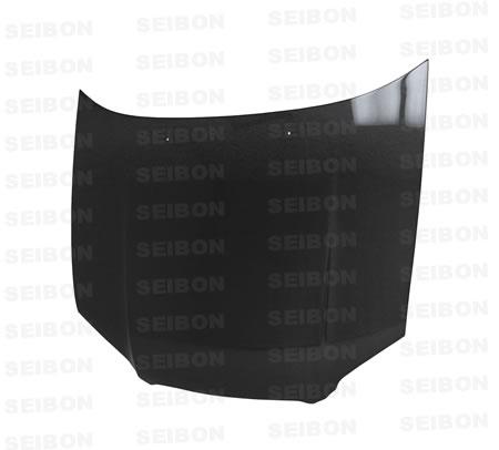 Subaru WRX / STI 2004-2005 Rs Style Carbon Fiber Hood