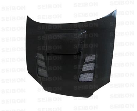 Subaru WRX / STI 2004-2005 Tv Style Carbon Fiber Hood