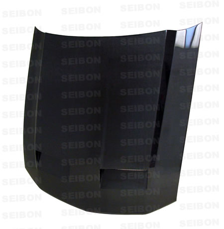 Ford Mustang  2005-2008 Cd Style Carbon Fiber Hood