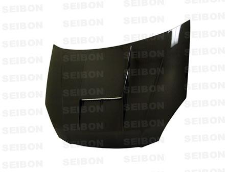 Kia Rio  2005-2006 Sc Style Carbon Fiber Hood
