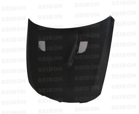 Bmw 3 Series E90 4 Dr 2005-2008 Bm Style Carbon Fiber Hood
