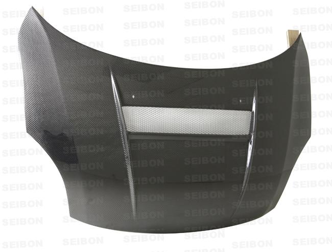 Suzuki Swift  2005-2007 Vsii Style Carbon Fiber Hood