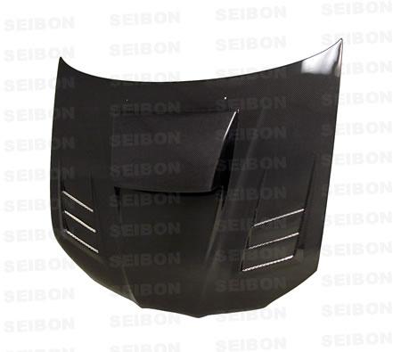 Subaru WRX / STI 2006-2007 Cwii Style Carbon Fiber Hood