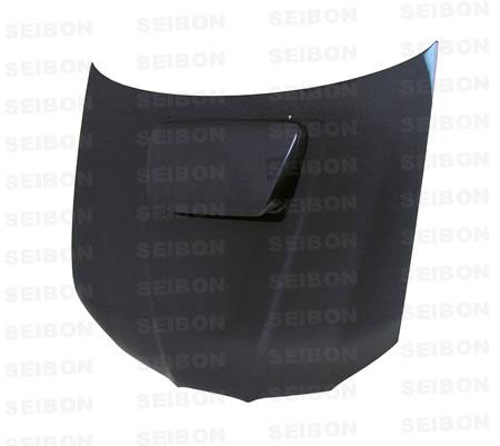 Subaru WRX / STI 2006-2007 OEM Style Carbon Fiber Hood