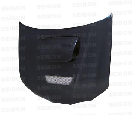 Subaru WRX / STI 2006-2007 Rc Style Carbon Fiber Hood
