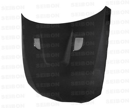 Bmw 3 Series E92 2dr 2007-2009 Bm Style Carbon Fiber Hood