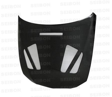 Bmw 3 Series E92 2dr 2007-2009 Er Style Carbon Fiber Hood