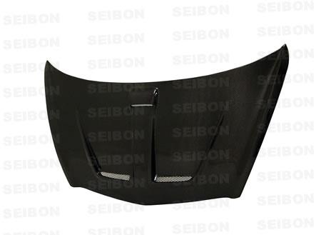 Honda Honda Fit  2007-2008 Mg Style Carbon Fiber Hood