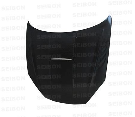 Hyundai Tiburon  2007-2008 Sc Style Carbon Fiber Hood