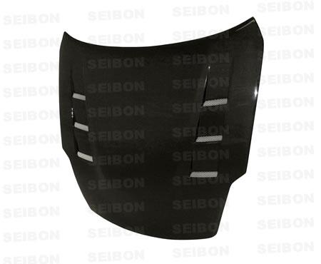 Nissan 350Z  2007-2008 Ts Style Carbon Fiber Hood