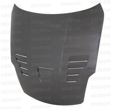 Nissan 350Z  2007-2008 Vt Style Carbon Fiber Hood