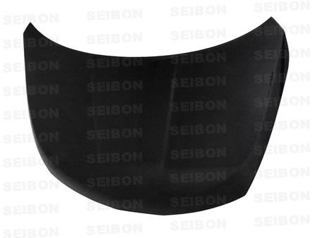 Nissan Versa  2007-2008 OEM Style Carbon Fiber Hood