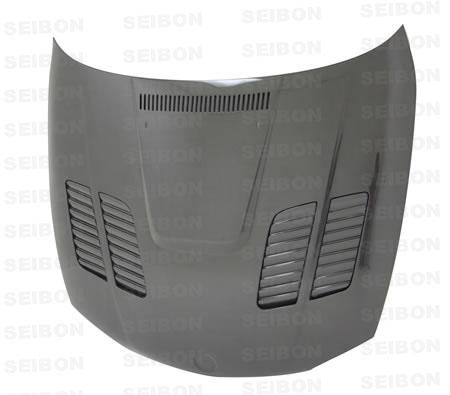 Bmw 1 Series 2dr/Hb (e81/E82) 2008-2009 Gtr Style Carbon Fiber Hood