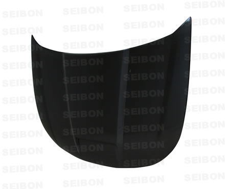 Ford Focus  2008-2009 Sc Style Carbon Fiber Hood