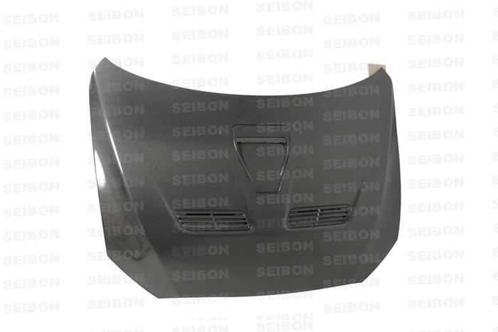 Mitsubishi Lancer Evo X 2008-2010 OEM Style Carbon Fiber Hood