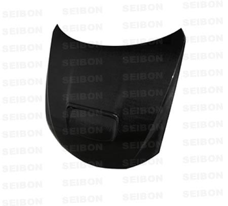Subaru WRX / STI 2008-2011 OEM Style Carbon Fiber Hood
