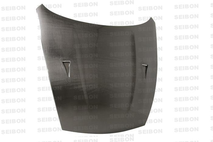 Nissan 370z  2009-2010 Gtr Style Carbon Fiber Hood