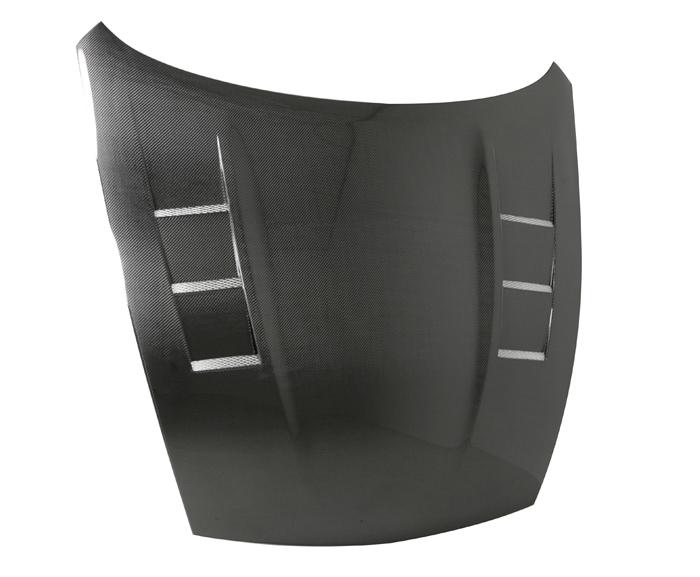 Nissan 370z  2009-2010 Ts Style Carbon Fiber Hood