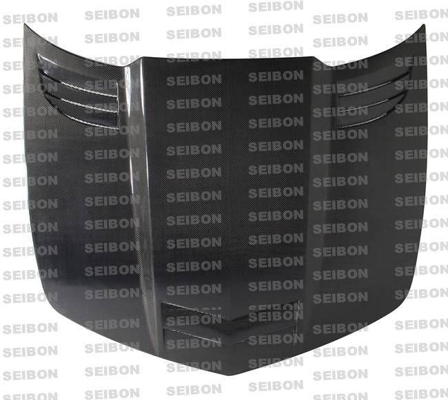 Chevrolet Camaro  2010-2011 TT Style Carbon Fiber Hood