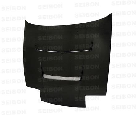 Nissan 240SX  1989-1994 Dv Style Carbon Fiber Hood