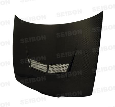 Acura Integra  1990-1993 Vsii Style Carbon Fiber Hood
