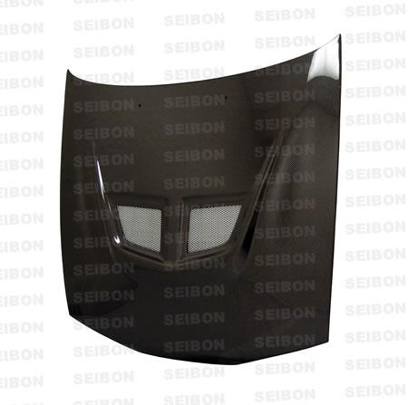 Mitsubishi Eclipse  1992-1994 Evo Style Carbon Fiber Hood