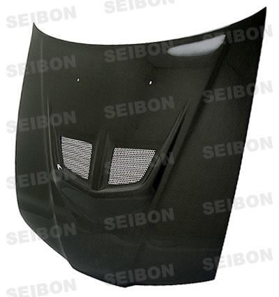 Honda Prelude  1992-1996 Evo Style Carbon Fiber Hood